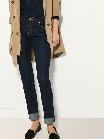 {10} {11} {9}´ss SKINNY JEANS at Massimo Dutti for 69.5. Effortless elegance!