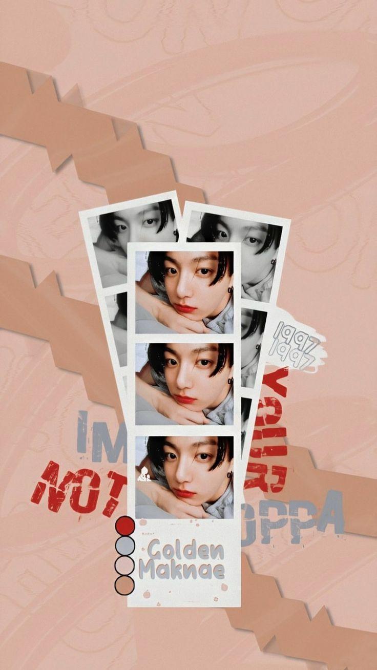 Lockscreen weverse update Jeon Jungkook 전정국 BTS Bangtan ...