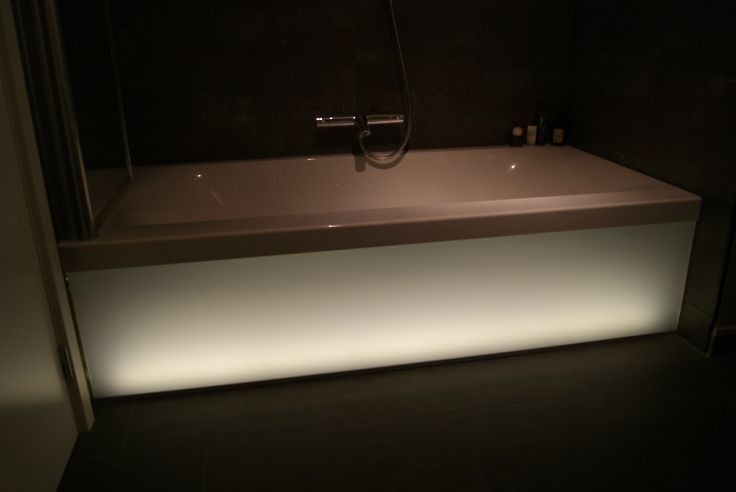 Romantisch bad