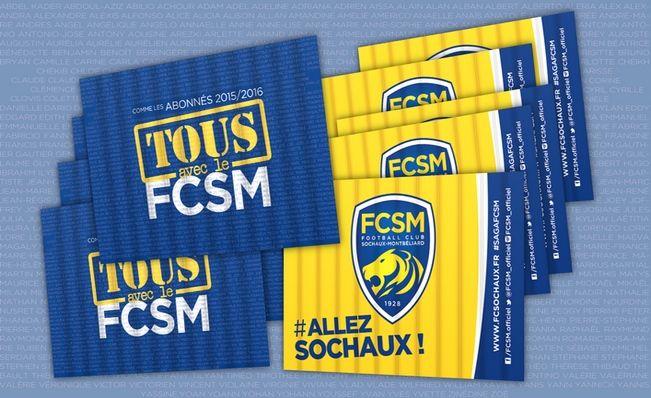 """Des """"clap clap"""" pour la réception de Clermont Foot"""