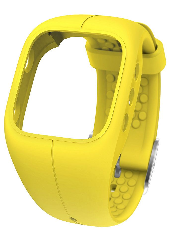 POLAR Armband zum Wechseln, »A300 Mellow Yellow «, Fitnessgeräte, 274038-0 Jetzt bestellen unter: https://mode.ladendirekt.de/damen/schmuck/armbaender/sonstige-armbandaender/?uid=8fd22d9a-0b50-5193-938e-9c2b3783abeb&utm_source=pinterest&utm_medium=pin&utm_campaign=boards #sonstigearmb #schmuck #armbaender #aender
