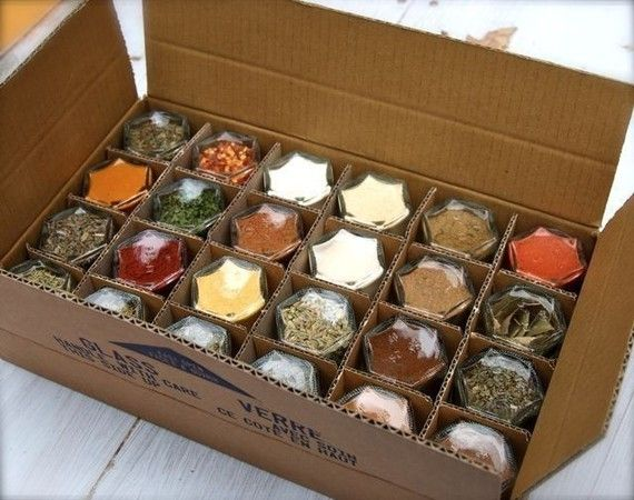 spice set. i would love one of these, but i feel like it's a bit ambitious for my culinary skill level.