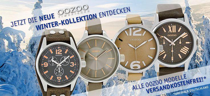 Oozoo Uhren Online Shop - Oozoo Uhren günstig kaufen