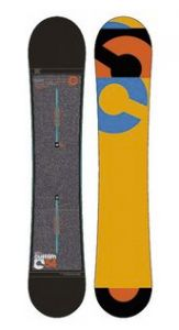 2013 Burton Custom Snowboard