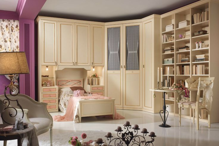 A bright, relaxation and charm that recalls the ancient classical style. Neutral tones and delicate that characterize the room Diletta Gold. http://www.spar.it/sp/it/arredamento/camerette-gold-104.3sp?cts=camerette_dilettagold