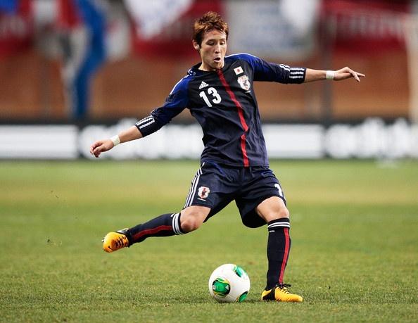 HOSOGAI, Hajime | Midfield | Bayer 04 Leverkusen (GER) | no twitter | Click on photo to view skills