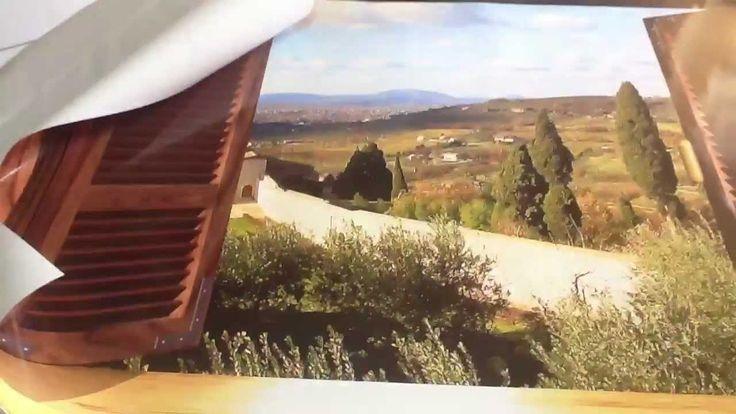 Trompe adesivo Umbria
