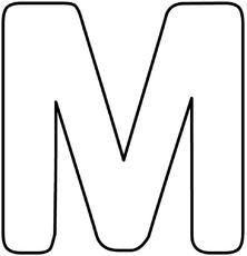 Die besten 25 M buchstabe Ideen auf Pinterest  Buchstaben m