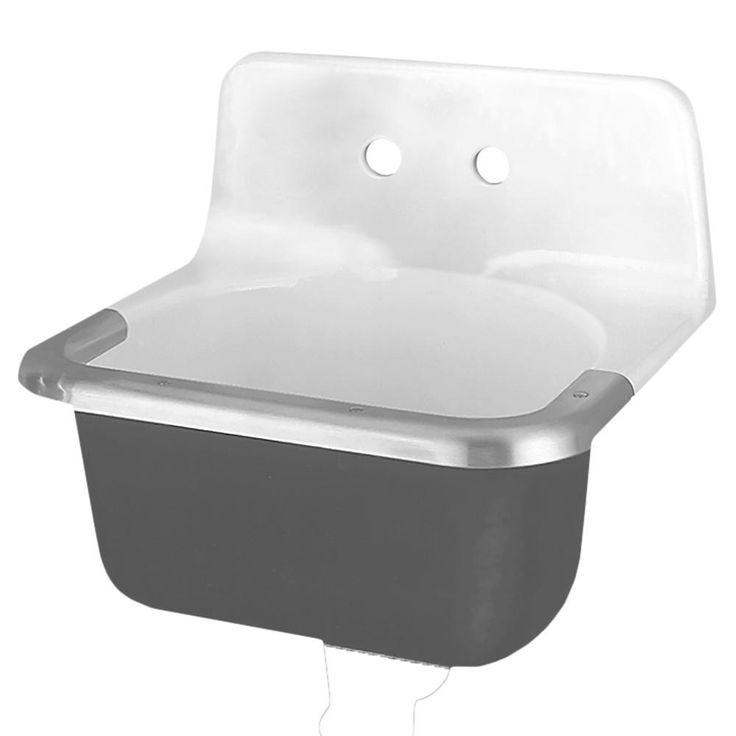 American Standard Lakewell Wall Mount Bathroom Sink In