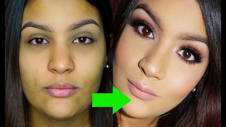 M s de 1000 ideas sobre maquillaje para principiantes en - Ojos ahumados para principiantes ...