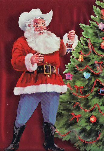 TX Santa