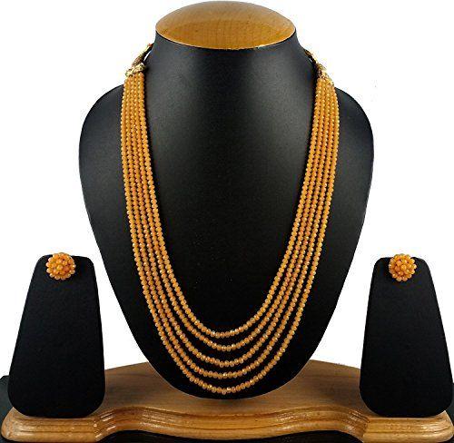 Dazzling Indian Bollywood Five Layer Saffron (Kesari) Col... https://www.amazon.com/dp/B01N80PWMR/ref=cm_sw_r_pi_dp_x_.1RMyb4NXH5MC