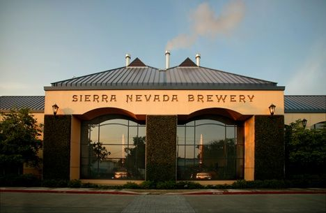 Sierra Nevada Brewery in Chico CA - great beer, great restaurant, extremely eco-friendly. Thanks Ken Grossman!
