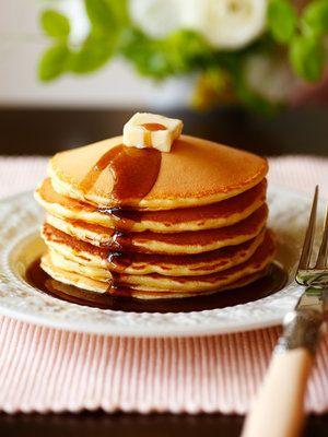 【ELLE a table】スタンダードパンケーキレシピ|エル・オンライン