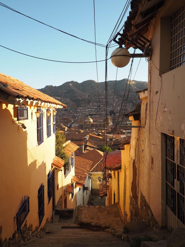 peru - what to do in Peru - Cusco - backstreets  - flash anthology