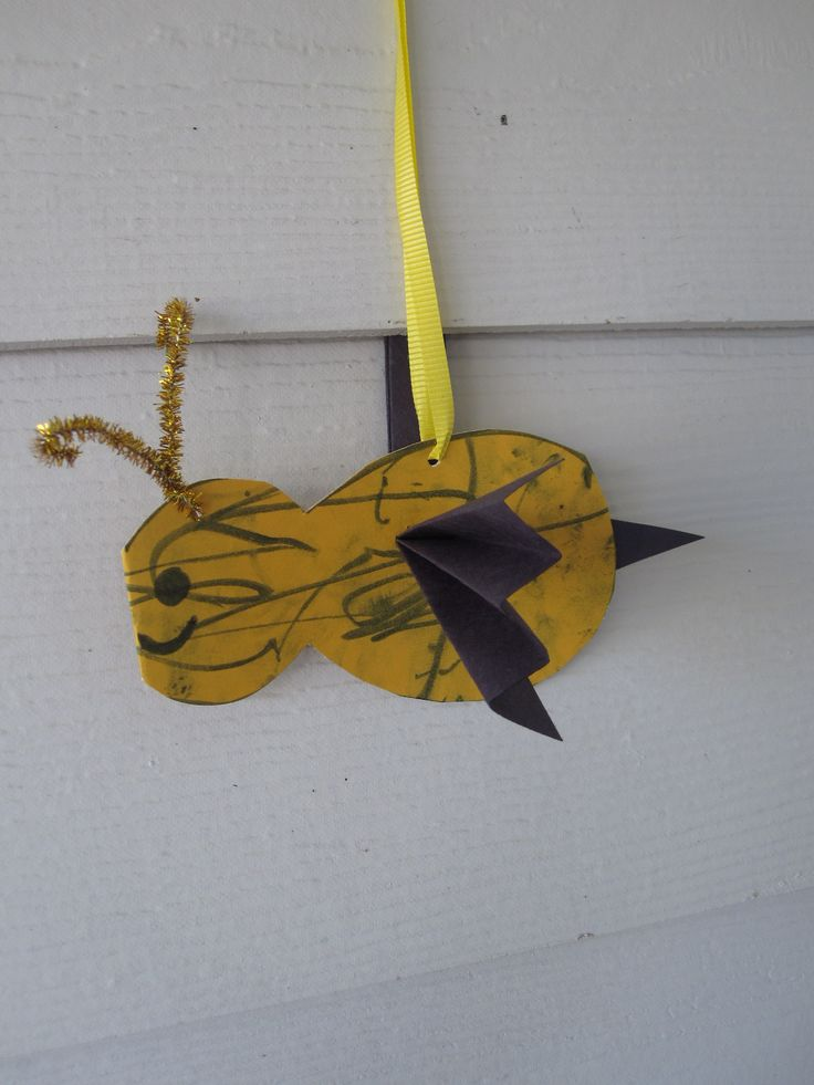 Best 25 Bumble Bee Crafts Ideas On Pinterest Bee Crafts