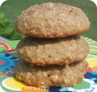 Whole Wheat Zucchini Cookies in Cookies, Dessert Recipes, Recipes, Summer Recipes