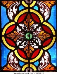 Image result for Medieval Stained Glass