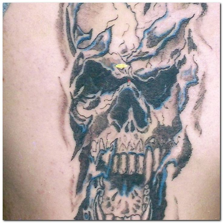 Skulls Tattoo Design Wallpaper: 34 Best Skull And Star Tattoo Designs Wallpaper Images On