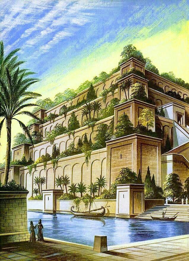 15986d0e52e56e73070ffcd68b360abf - How Big Is The Hanging Gardens Of Babylon