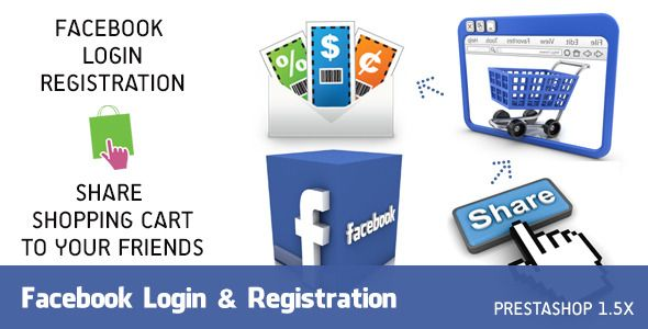 Facebook Login & Facebook Promotion