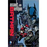 Batman: Assault On Arkham by Jay Oliva