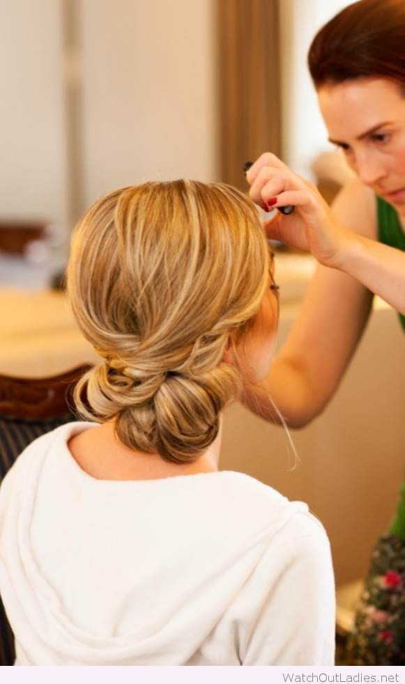 29 Best Hairstyles Images On Pinterest Wedding Hairs Bridal
