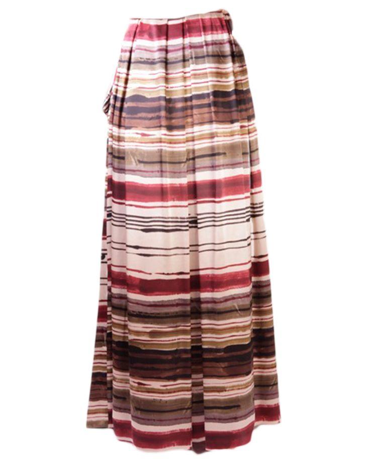 Falda maxi estampada seda Kenzo 164.00€