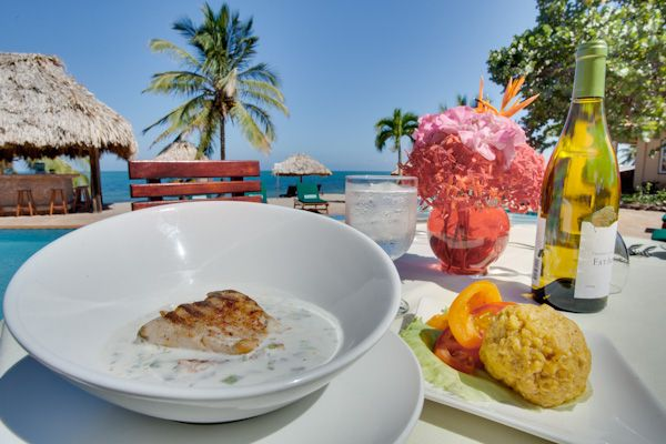Hopkins Village Restaurants | Hopkins Belize Restaurant | Beach Resort Bar | Dining in Hopkins ...