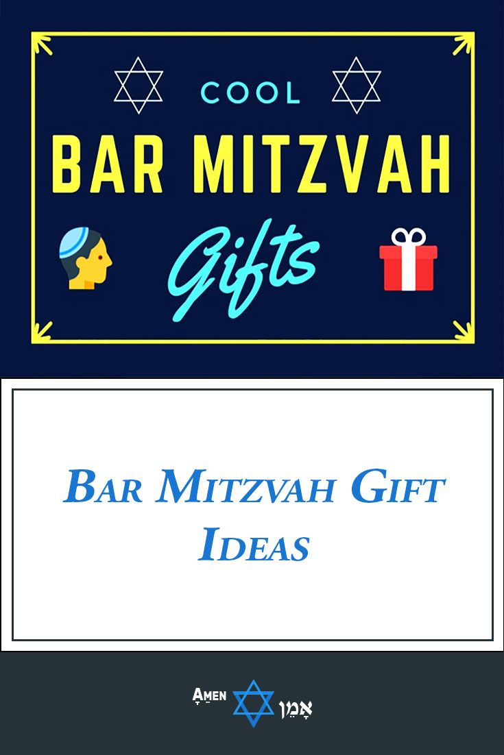 20+ best bar mitzvah gift ideas for a 13 year old boy (2018) | bar