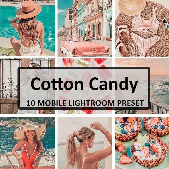 6 Bahamas Islands Presets  Mobile Lightroom Preset  Blogger Preset for Light Enhanced Photos Editing  Adobe Lightroom Mobile