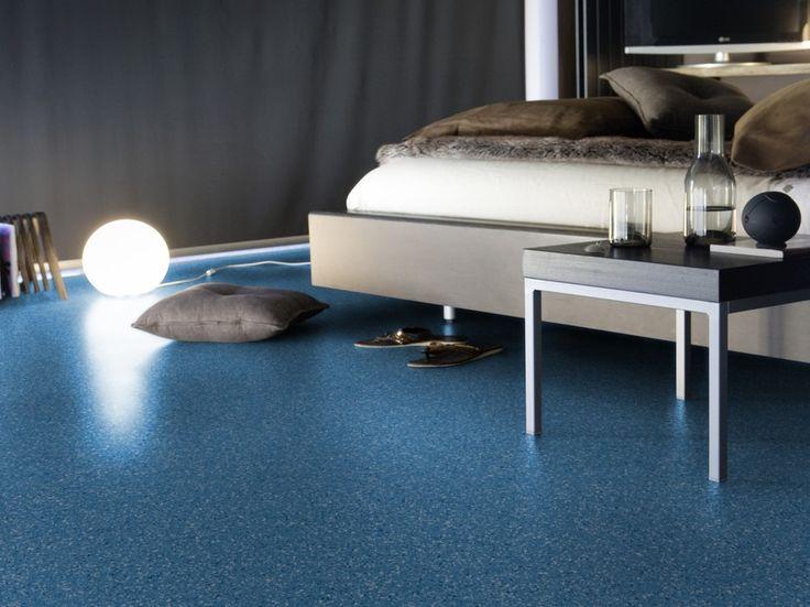 Afbeeldingsresultaat voor blauw marmoleum
