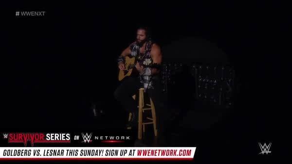 The Drifter Elias Samson has RETURNED to Full Sail University on WWE NXT on WWE Network!