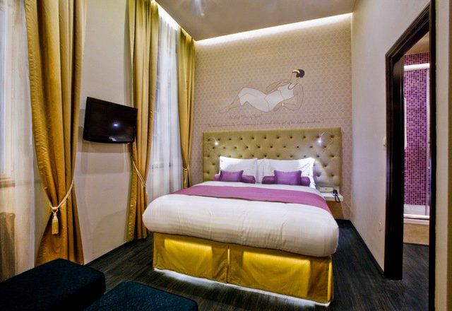 Superior Double Room - Amethyst