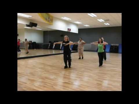 """An easy to learn routine that is fun and gets the heart pumping while working your abdominal muscles. Merengue """"Yo Quiero"""""""