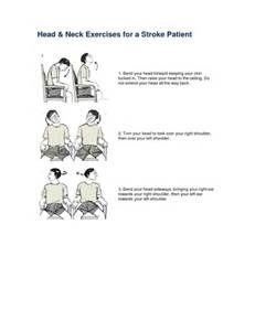 stroke exercises  bing images  stroke exercises