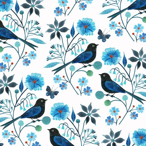 Pinning this because the website has some lovely fabric