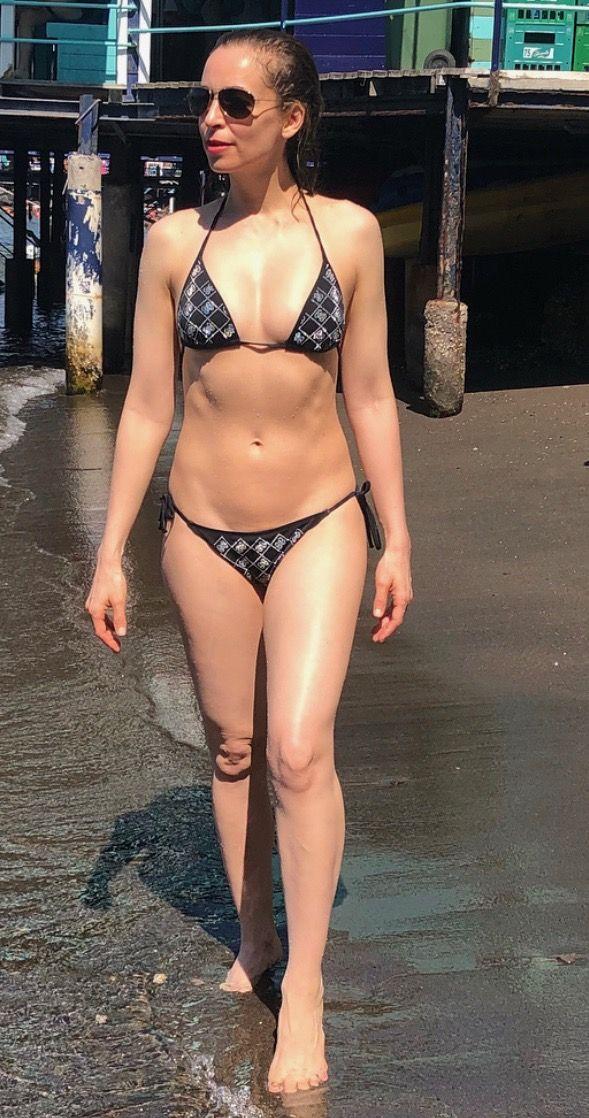 Jedediah Bila Movie Stars Bikinis