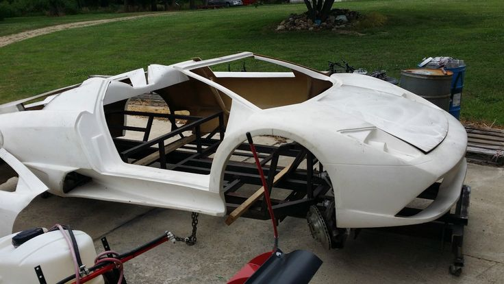 2006 Murcilago Lamborghini kit car replica