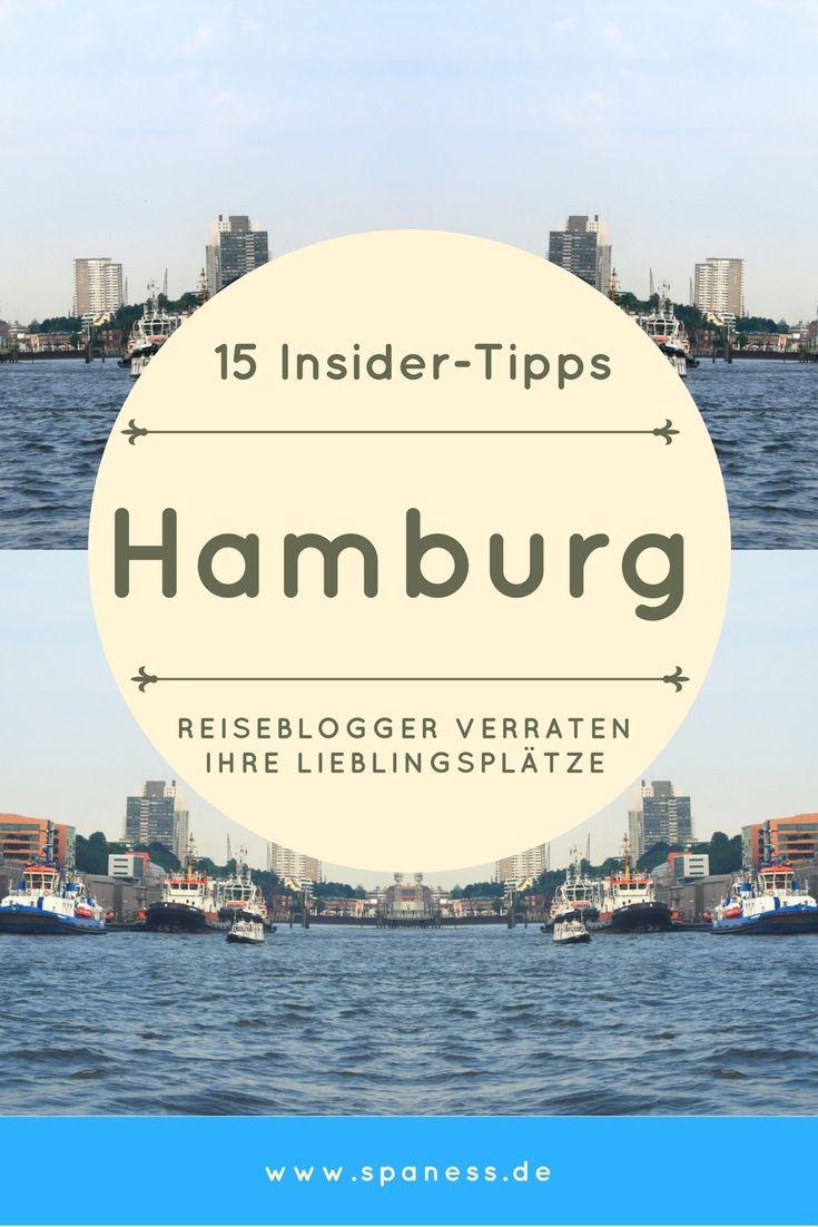 Hamburg Reise Tipps - Reiseblogger verraten 15 Insidertipps für einen Hamburg Trip.