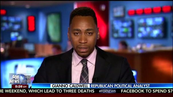 Fox News Channel Signs Gianno Caldwell As Political Analyst