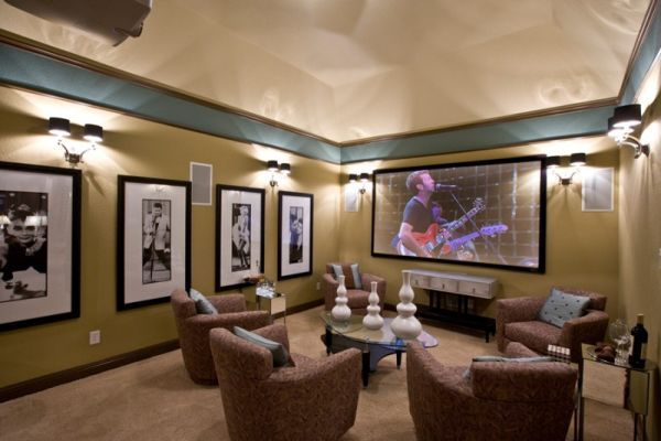 24 best Amazing Media Room images on
