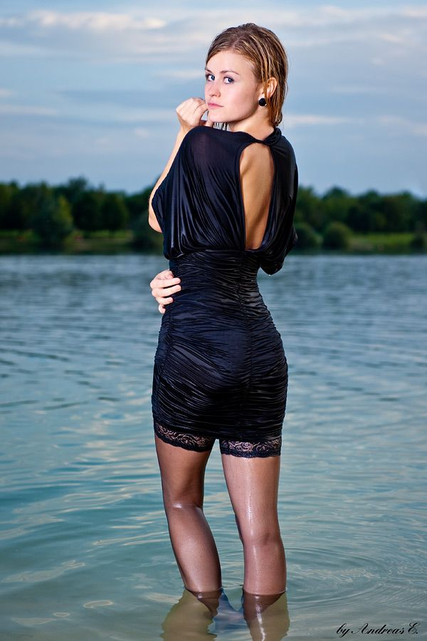 Wet dress   Wet Dresses   Pinterest