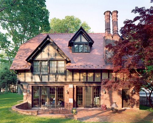 Renovation of c. 1898 Stable - traditional - exterior - philadelphia - by Archer & Buchanan Architecture, Ltd.