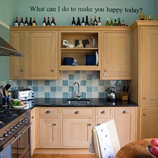 Personalised kitchen | Kitchens | Decorating ideas | Image | Housetohome