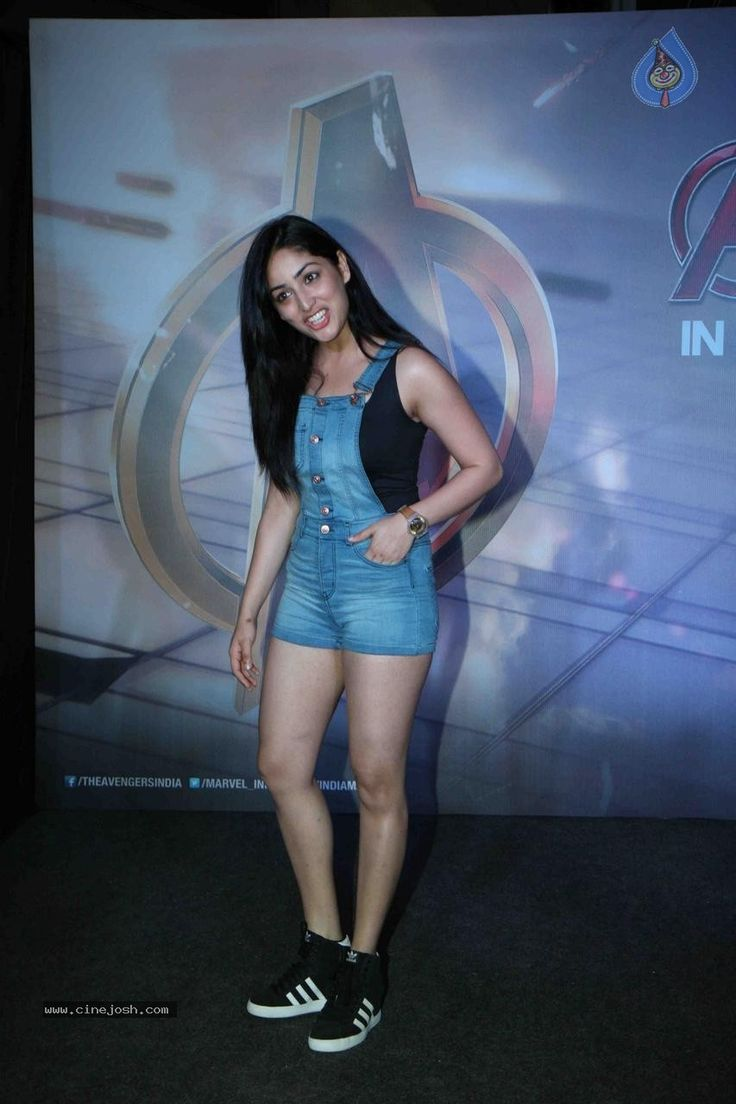 Yami Gautam at Avengers Age of Ultron Special Show