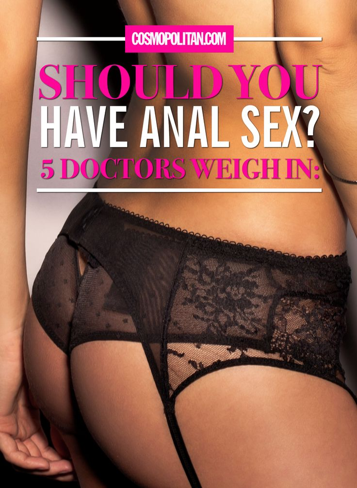 Sex questions and anal sex