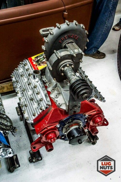 Supercharged flathead | Hot Rods | Motores, Autos, Coches