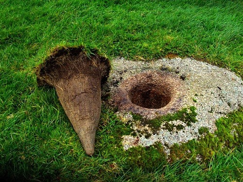 Fairy hole?