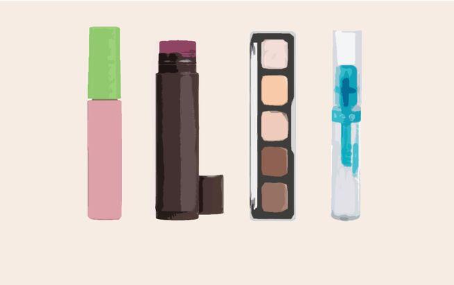 Mascara, Lippenstift, Contouring-Palette: Diese Produkte aus dem Drogeriemarkt empfehlen Make-Up-Artists